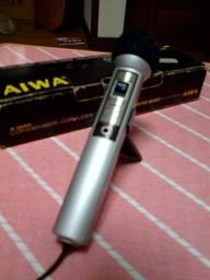 Aiwa_mic