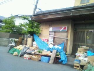 近所の青果店