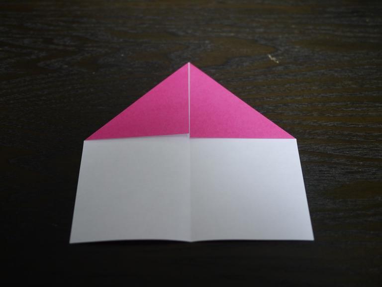 花 折り紙:折り紙 飛行機 折り方-shiho.cocolog-nifty.com