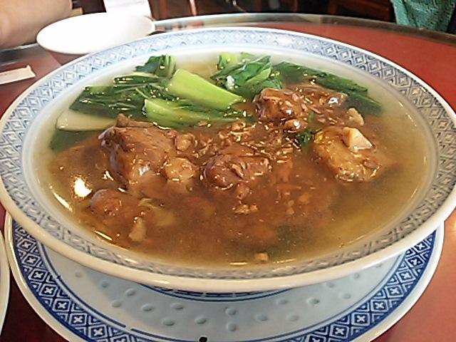 牛シチュー麺