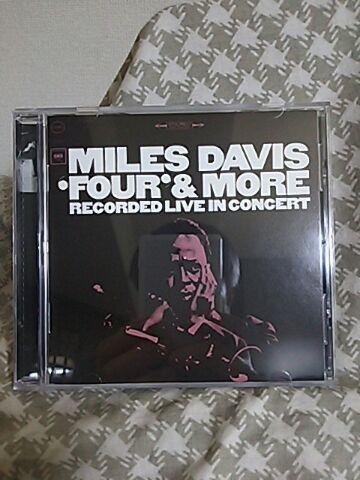 【買ったら聴こう00003】Four & more/Miles Davis