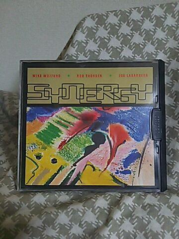 【買ったら聴こう00007】Synergy/Mike Wofford