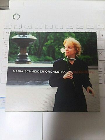 【買ったら聴こう00009】Allegresse/Maria Schneider Orchestra