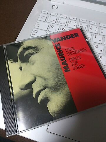 【買ったら聴こう00012】Sonny moon for two/Maurice Vander