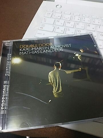 【買ったら聴こう00017】Double door/Karl Martin Almqvist & Mathias Landaeus