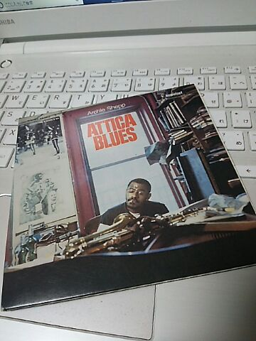 【買ったら聴こう00028】Attica Blues/Archie Shepp