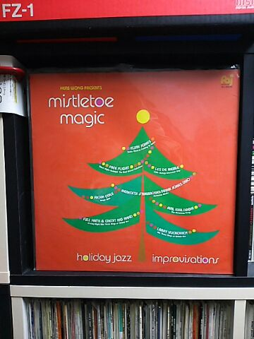 【買ったら聴こう00032】MISTLETOE MAGIC/VARIOUS ARTISTS