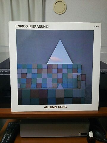 【買ったら聴こう00048】Autumn song/Enrico Piepanunzi