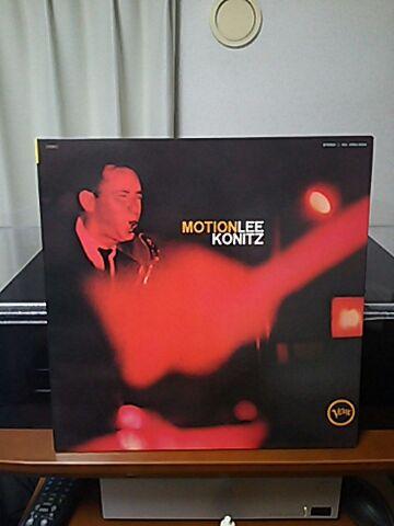 【買ったら聴こう00055】Motion/Lee Konitz