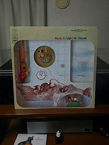 【買ったら聴こう00063】Straight,no chaser/Thelonious Monk