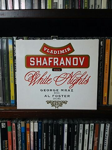 【買ったら聴こう00065】White night/Vladimir Shafranov