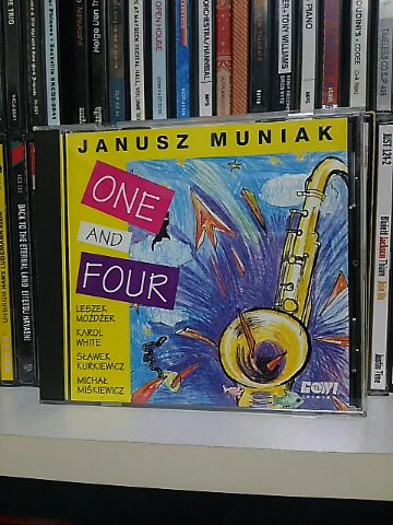 【買ったら聴こう00087】One and four/Janusz Muniak