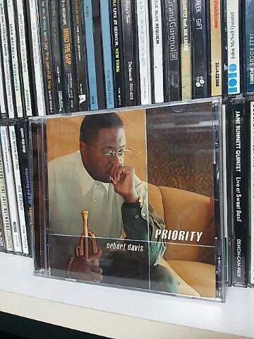 【買ったら聴こう00088】Priority/Orbert Davis