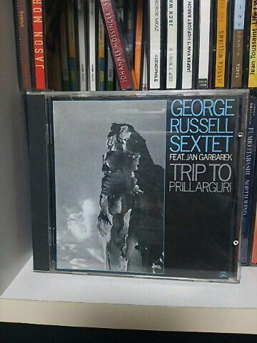 【買ったら聴こう00091】Trip to Prillarguri/George Russell