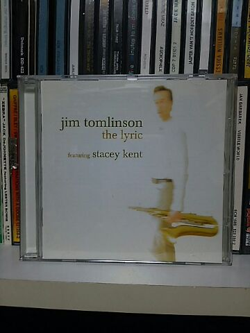 【買ったら聴こう00093】The lyric/Jim Tomlinson