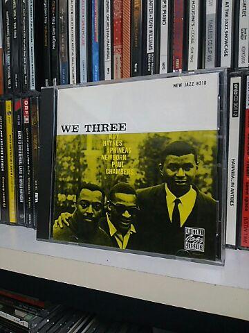 【買ったら聴こう00094】We three/Roy Haynes