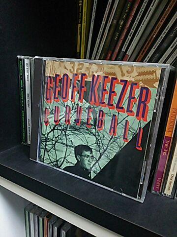 【買ったら聴こう00096】Curveball/Geoff Keezer