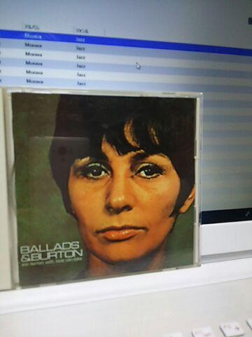 【買ったら聴こう00099】Ballad & Burton