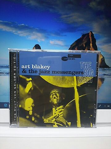 【買ったら聴こう00103】The big beat/Art Blakey & The jazz messengers