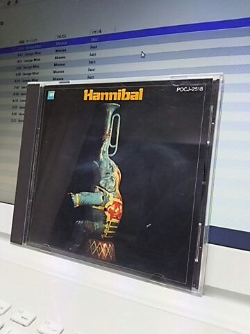 【買ったら聴こう00125】Hannibal/Hannibal Marvin Peterson
