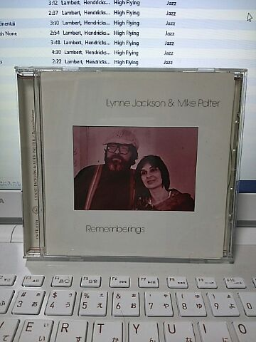 【買ったら聴こう00128】Rememaerings/Lynne Jackson & Mike Palter