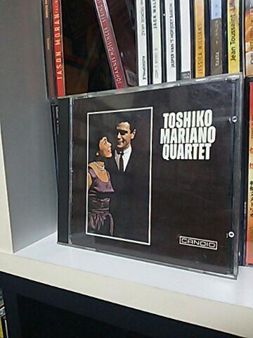 【買ったら聴こう00137】Toshiko Mariano quartet