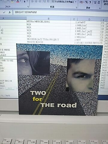 【買ったら聴こう00】Two for the road/Mika Pohjola & Jill Walsh