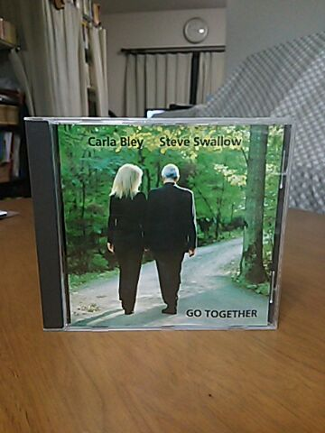【買ったら聴こう00139】Go together/Carla bley & Steve Swallow